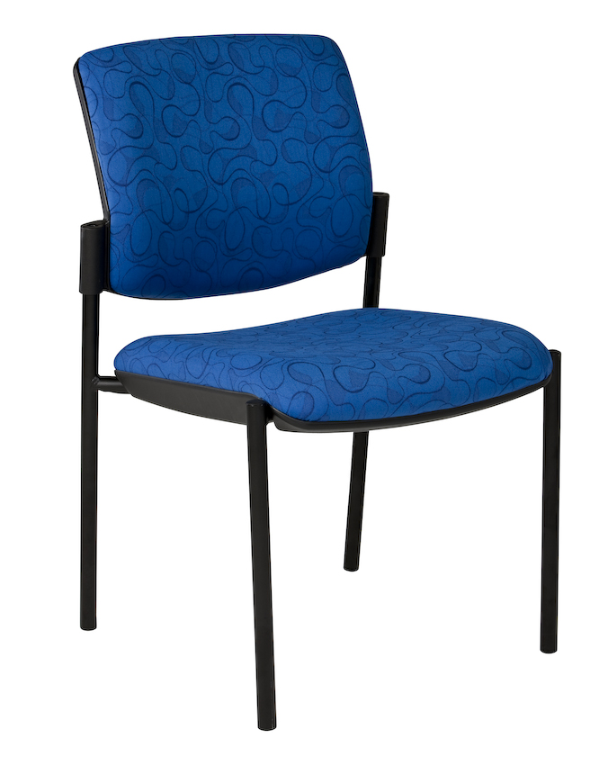 Maxi Visitors Chair 4 Leg Base Without Arms Stuart And